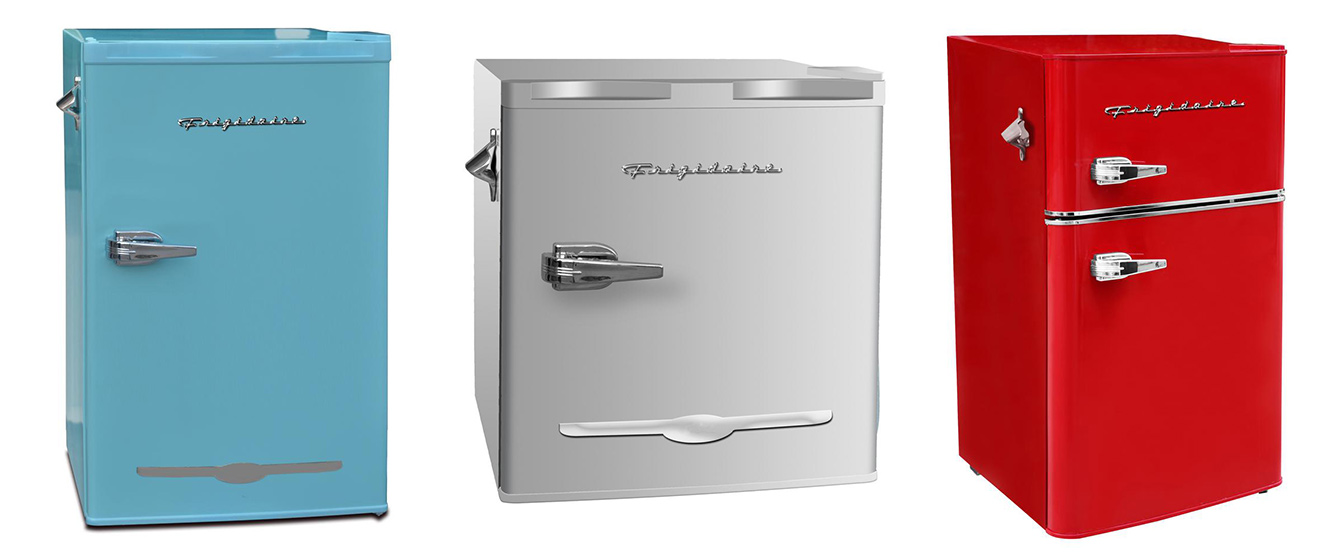 Frigidaire Retro Mini Fridge