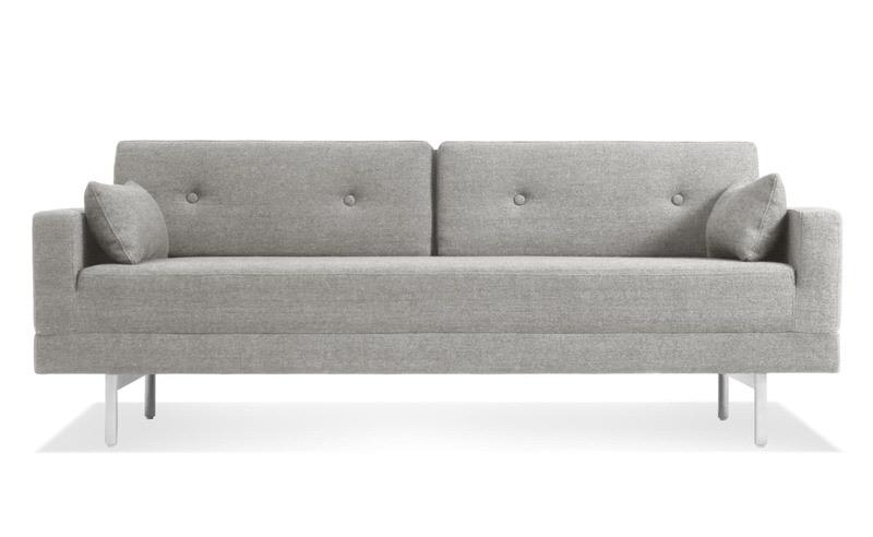 Blu Dot Modern Sleeper Sofa For Sale