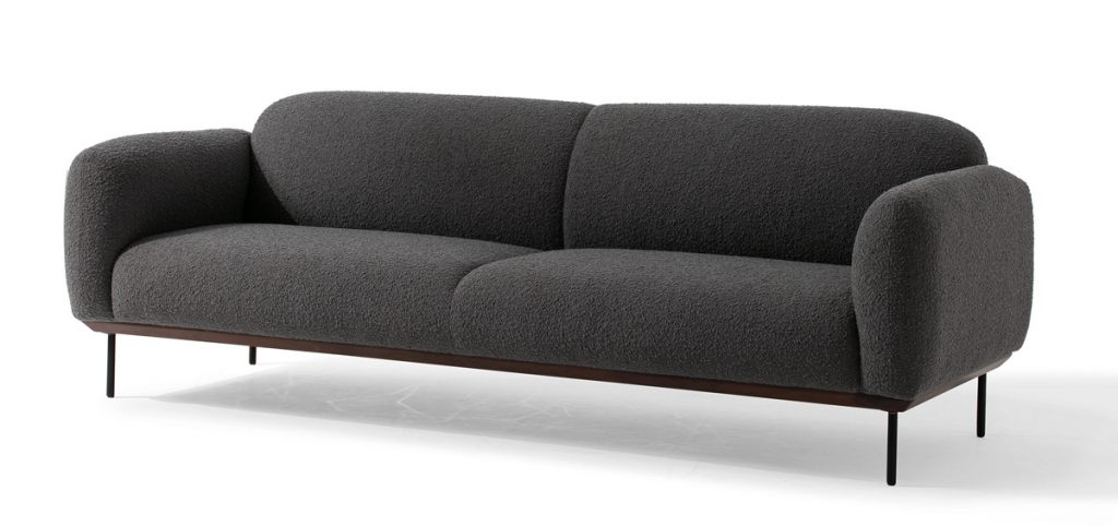 gray cloud couch by Kardiel